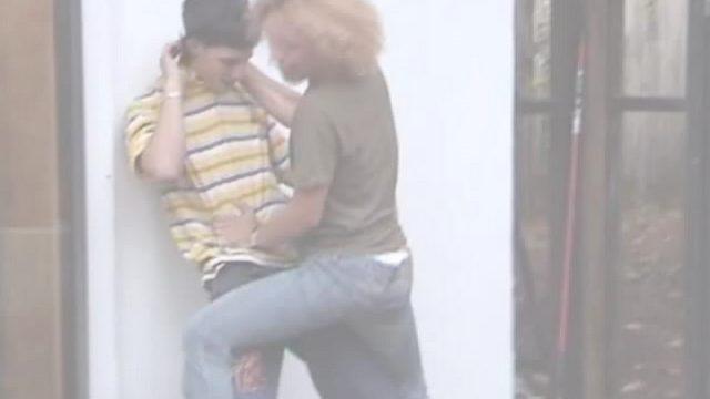 Baise torride entre mecs gays